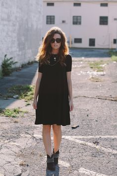 swing dress | the daybook