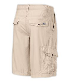 The North Face Men's Pants & Shorts Shorts MEN'S ARROYO CARGO SHORTS. Light weight and quick drying shorts. Perfect for warm weather hiking. Plenty of pockets which I like when on the trail.