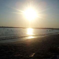 #Paola #sunset