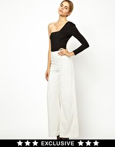 Stunning // Solace London Cerrone Jumpsuit in Colorblock @Jess Liu C you need this!