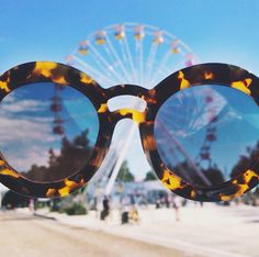 Love these fab round sunnies from Karen Walker, making an appearance in La Rochelle, France.  #shole #sholeaccessories #style #sunnies #eyes #highfashion #sunglasses #eyewear #shades #fashion #glasses #karenwalker #luxury #ootd #BeverlyHills #90210 #Palisades #Malibu #luxurylifestyle #love #gorg #major #trending #getitnow #obsessed #somaj #adore #famousyellowchair #yellowchair