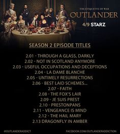 """OUTLANDER HOMEPAGE on Twitter: """"https://t.co/mkqHOVF7y6"""""""