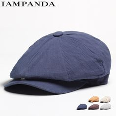 2017 Real Direct Selling Summer Korean Octagonal Hat Male For Peaked Cap Woman Beret Tide Sun Outdoors Leisure Time Forward