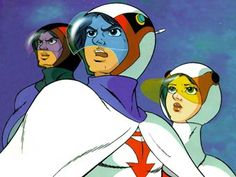 Battle of the Planets (G-Force)!