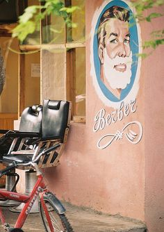 Barber in Turkey