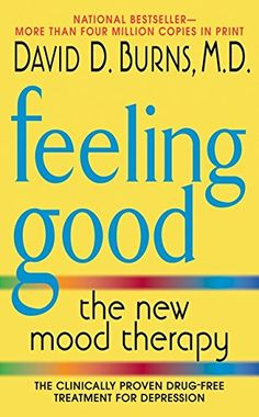 Feeling Good: The New Mood Therapy von David D. Burns http://www.amazon.de/dp/0380810336/ref=cm_sw_r_pi_dp_pVYYwb190CX25