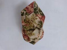Virág hajtogatás szalvétából Floral Tie, Decorations, Floral Lace