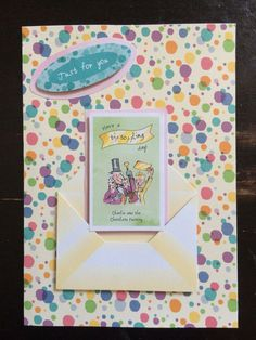 10 Best Story Book Cards Images Chocolate Factory Anniversary