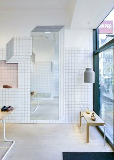 Camper Store in Glasgow by Tomás Alonso   Yellowtrace.