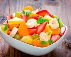 Salade de fruits d'été facile (rapide) - Une recette CuisineAZ