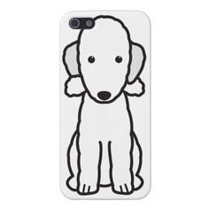 Bedlington Terrier iPhone 5 Case