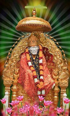 Sai Baba Pictures, Sai Baba Photos, God Pictures, Hanuman Live Wallpaper, Spiritual Wallpaper, Sai Baba Hd Wallpaper, Mobile Wallpaper, Shirdi Sai Baba Wallpapers, Photo Art Gallery