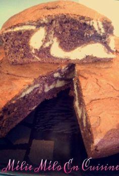 marbré mascarpone nutella ( avec ou sans thermomix )