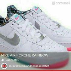 Temukan dan dapatkan NIKE AIR FORCE ONE hanya Rp 675.000 di Shopee sekarang juga! http://shopee.co.id/andriesneakerstuff/7595774 #ShopeeID