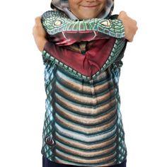 MouthMan®  Unisex Youth Cobra Snake Hoodie Shirt  Price : $29.99 http://www.mouthman.com/Mouth-Man-Youth-Cobra-Hoodie/dp/B00AEDSTEW