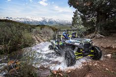 Polaris, the worldwide leader in off-road vehicles, is announcing 11 new models, several product enhancements, and a new, ground-breaking technology that expands the off-road riding experience like never before. The 2017 news stems from Polaris' relentless pursuit of innovation, and its commitment to building the very best off-road solutions for its riders.