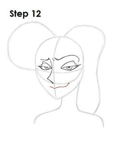 Learn how to draw Megara (Meg) from Walt Disney's Hercules with this step-by-step tutorial and video. A new cartoon drawing tutorial is uploaded every week, so stay tooned! Meg Hercules, Disney Hercules, Cartoon Drawing Tutorial, Cartoon Drawings, Learn To Draw, Cartoon Characters, Initials, Characters, Drawings
