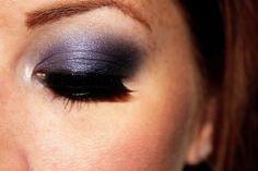 Purple Smokey Eye Tutorial! | Bekah M.'s (beks06) Photo