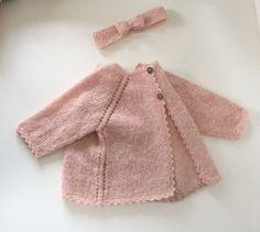 Knitting For Kids, Crochet For Kids, Baby Knitting Patterns, Baby Patterns, Crochet Baby, Knit Crochet, Knitted Baby, Baby Barn, Knit Baby Sweaters