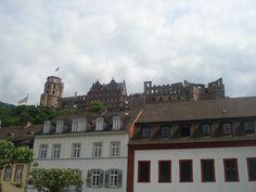 Castillo de Heidelberg, Alemania (2014)