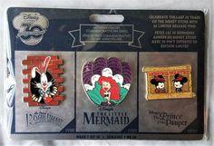#disney Disney Store - 30th Anniversary Commemorative Pin Series - Week 1 Little Mermaid please retweet