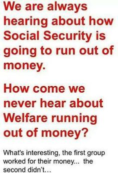 Social Security & wellfare