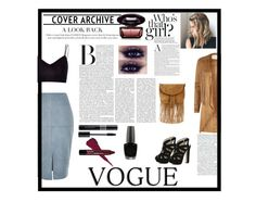 River Island~Suede~ by fashionbyaaliya on Polyvore featuring polyvore, fashion, style, River Island, Warehouse, Christian Dior and OPI