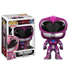 3fff880653b Funko POP! Power Rangers - Pink Ranger Power Rangers Movie 2017