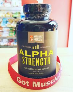 Testosterone = Muscle  And low testosterone is an epidemic amongst men young and old.  If you like all #natural stuff then here is another new #amazing product for you ... %100 all natural with only one side effect.Bigger kahunas for a better #stronger #workout ... This product is for health freaks and men that appreciate strength and power the natural way.  FK GETTING OLD ... you are young forever if your brain got it together.  Come see us for more details ...