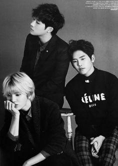 sunggyu hoya sungjong ♡ #INFINITE