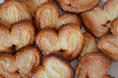 Palmeritas de hojaldre, en www.amesapuesta.net