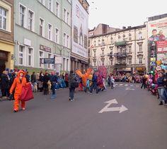 Poznań ulica Świętego Marcina