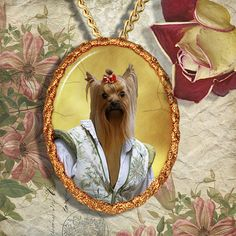 Items similar to Yorkshire Terrier - Yorkie - Jewelry - Pendant - Brooch – Dog Jewelry – Dog Pendant – Dog Brooch - Handcrafted Porcelain By Nobility Dogs on Etsy Pendant Jewelry, Jewelry Rings, Pendant Necklace, Unique Jewelry, Bay Horse, Horse Jewelry, Yorkshire Terrier, Ring Necklace, Yorkie