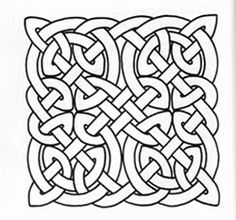 celtic printable colouring sheets