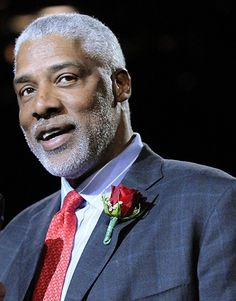 Dr. J: I absolutely LOVED watching this man play when I was little. XOXO