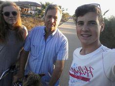 ¡¡Generaciones!! ¡¡Mi padre y mis hijos!!