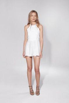 JASMIN HALTER DRESS