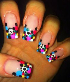 Is colour your thang!! Have a look at these available at Chapel :) x x x 01614857186 to book