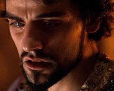 """Oscar Isaac as Prince/King John in """"Robin Hood"""" (2010)"""