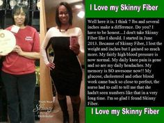 Tashia is ROCKING her new body! And having some other amazing benefits too <3  Ready to change your health?? Order All Natural Skinny Fiber today. TRY IT NOW FOR 30 DAY EMPTY BOTTLE MONEY BACK GUARANTEED!!  Each month supply is $59.99 but you can get http://www.VicHill.SbcSpecial.com//?SOURCE=Get3FREEBottlesToday he buy 2 and get a free one for $119.99 or the best one is the 3 bottles and get 3 free for $179.99. Cheaper to go in with a friend and get the free ones.  Join us Check out Skinny…