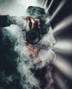 65 Ideas For Photography Inspiration Portrait Cameras Smoke Bomb Photography, Photography Editing, Creative Photography, Amazing Photography, Portrait Photography, Nature Photography, Tumblr Aesthetic Photography, Digital Photography, Passion Photography