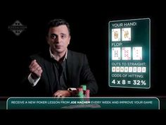 Learn useful tips from a world champion poker player!