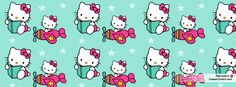Hello Kitty Facebook Cover   Free Facebook Timeline Covers   KawaiiCovers.com