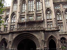 La facultad gótica de Av. Las Heras | Arquitectura | Gótico | Buenos Aires | Blog | Miranda Bosch