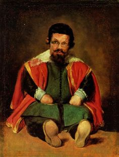 Don Sebastian de Morra : Diego Velazquez : Baroque : portrait - Oil Painting Reproductions Caravaggio, Diego Velazquez, Infinite Art, Renaissance Portraits, Spanish Art, Caspar David Friedrich, Spanish Painters, Classic Paintings, Art Database
