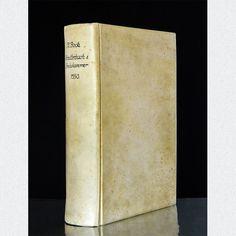 """Reich illustriertes Kräuterbuch auf Deutsch von Hieronymus Bock: """"Kreutterbuch, darin underscheidt, Namen und Würckung der Kreutter, Stauden, Hecken unnd Beumen, ... """", mit über 570 wundervoll altkolorierten Holzschnitten, gedruckt von Johann Rihel in Straßburg, 1577 oder 1580."""