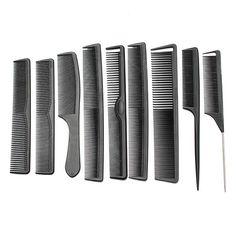 Fibra de Carbono para Peluquería Anti Fibra de Peluquería para Estática Fijo