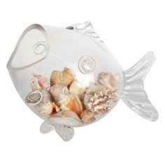 Big Mouth Fish Bowl