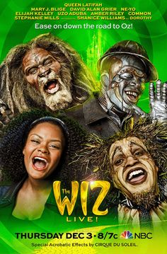 I'm watching The Wiz Live!, I think you might like it too!
