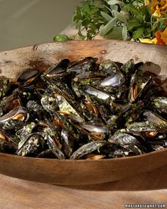 Mussel Soup with Avocado, Tomato, and Dill | Recipe | Mussels, Dill ...